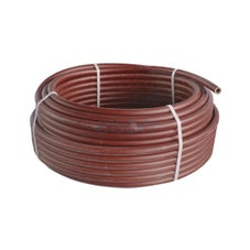Bushpex Hot Water Pipe (Red) 50m Coil 20mm