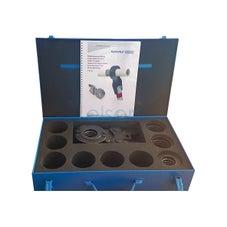 Bushpex Crimp Gas Jaw Kit Batt. Crimp Tool Bush Uap2Els 40,50,63mm Uw63Elsks3