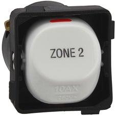 Clipsal - Mechanisms Switch Mech 1/2W 10A Zone2 - 30MZ2-WE