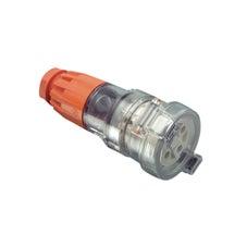 Clipsal 56Csc432Eo Socket Extension Ip66 4 Pin 32A 500V Org