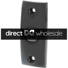 Clipsal Standard Series Switch 1 Gang Architrave 1 Way / 2 Way10A 250V - 30-BK