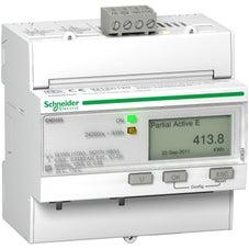 Clipsal iEM3000 series Iem3465 Energy Meter - Bacnet - 1 Di - 1 Do - Multi-Tariff - Lvct - A9MEM3465