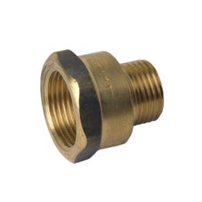 Brass Reducer 20mm Female To 15mm Male