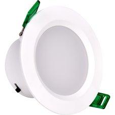 Clipsal - Lighting Downlight Led, 750Lm, 3K/4K/6K, White Trim - CLITPDL1C2