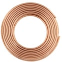 Copper Tube - Type B - Annealed - 12mm X 18Mt Coil