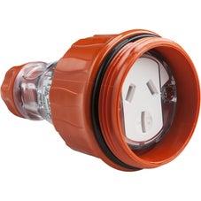 Clipsal Easy 56 Socket Connector - 15A - 250V - EY56CSC315