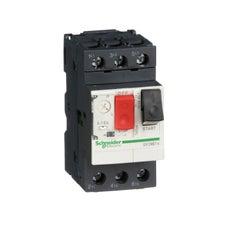 Clipsal TeSys GV2 Motor Circuit Breaker, Tesys Gv2, 3P, 6-10 A, Thermal Magnetic, Screw Clamp Terminals - GV2ME14