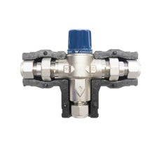 Rmc Heatguard Tempering Valve 20mm With Insulation MIX20
