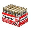Panasonic Battery Aaa Alkaline 1.5V 24Pack