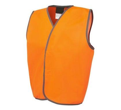 Orange Day Safety Vest XL