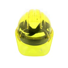 Force360 Clearview Hard Hat Yellow