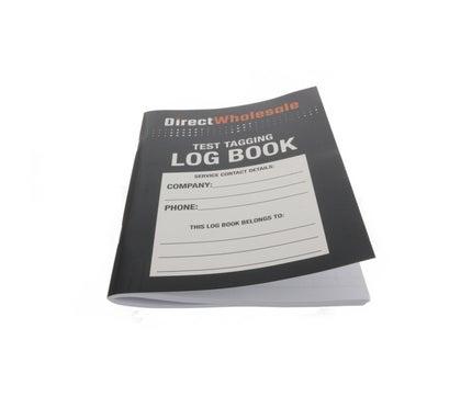 Appliance Test Tag Log Book