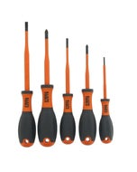 VDE Insulated Screwdriver 5 Piece Set