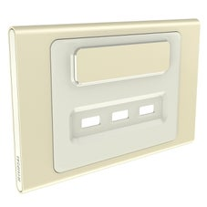 Clipsal Iconic S3043Usbc-Ce Cover Frame