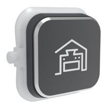Clipsal Iconic S40Rk-Sh Rocker For Switch - Iconic Styl - Kitchen - Silver Shadow - Pack Of 5