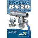 PRVB20-BV20 - Boundary Pressure Reducing Valve & Isolating Ball Valve