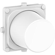 Clipsal Pro Series Knob Kit For Dimmer, White - P40EDIMKB-XW