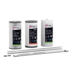 Puretec HR-G12R10 Water Filter & UV Maintenance Kit Suit Hybrid G12 & R10 10'