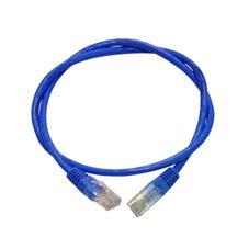 Clipsal Rj5/30Plbu Patchlead Cat5E Utp 3Mtr Blue