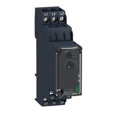 Clipsal Zelio Control Three-Phase Undervoltage Control Relay 380…480Vac, 2 C/O - RM22TU23