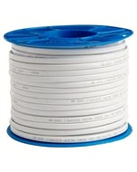 Electra 1.5Mm 2 Core & Earth Flat Cable 100 Metre Drum